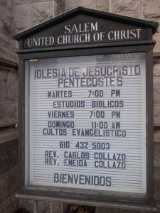 Iglesia de JesuCristo Pentecostes